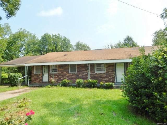 107 Camellia Drive, Greenville, AL 36037 (MLS #499822) :: Buck Realty