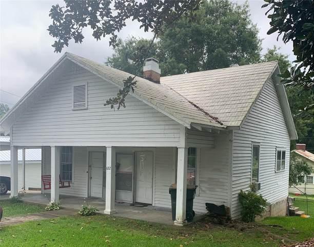 632 Verbena Avenue, Alexander City, AL 35010 (MLS #499834) :: Buck Realty