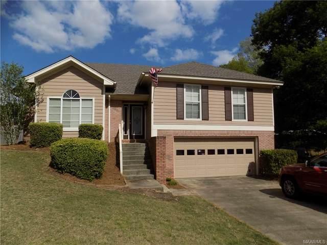217 Sweetbriar Lane, Prattville, AL 36067 (MLS #499840) :: Buck Realty