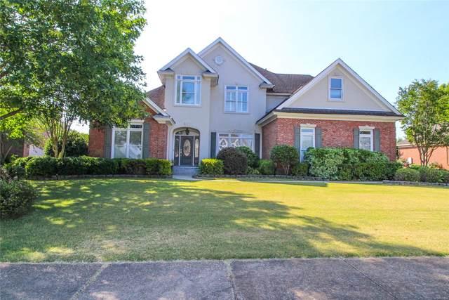 432 Wiltshire Drive, Montgomery, AL 36117 (MLS #499846) :: Buck Realty