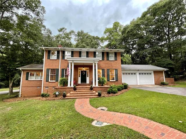 301 Arrowhead Drive, Enterprise, AL 36330 (MLS #499878) :: Team Linda Simmons Real Estate