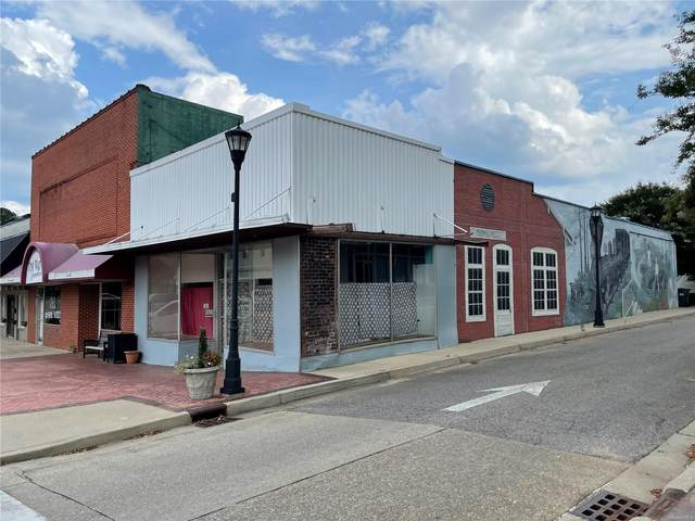 33 Wilson Avenue, Thomasville, AL 36784 (MLS #499961) :: Buck Realty