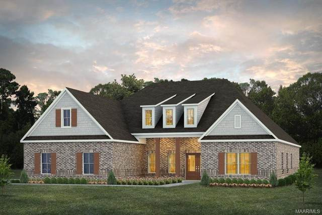 1389 Witherspoon Drive, Prattville, AL 36066 (MLS #501000) :: Buck Realty