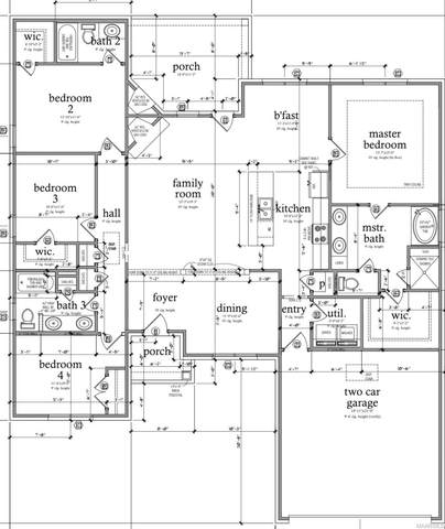 389 Ellis Road, Wetumpka, AL 36092 (MLS #501006) :: Buck Realty