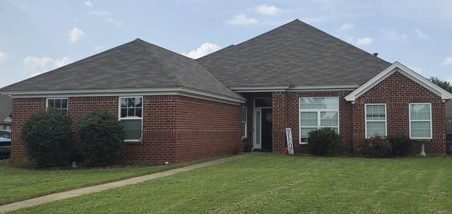 728 Lismore Place, Montgomery, AL 36117 (MLS #501156) :: Buck Realty