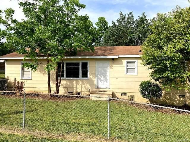 380 Little Road, Tallassee, AL 36078 (MLS #501277) :: Buck Realty