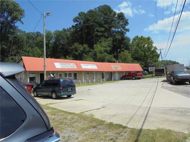 2550 N Highway 231, Wetumpka, AL 36093 (MLS #501315) :: Buck Realty