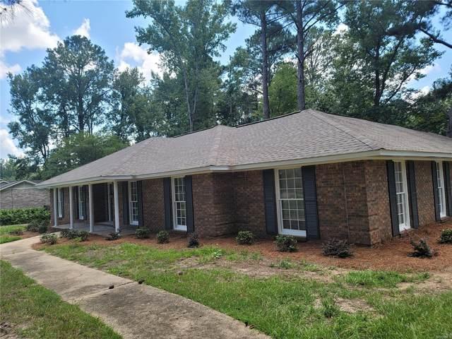 206 W Castlewood Drive, Selma, AL 36701 (MLS #501317) :: Buck Realty
