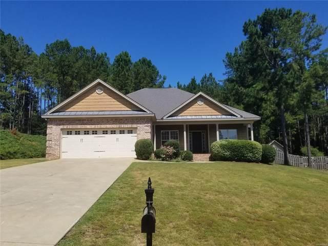 214 Southern Hills Ridge, Wetumpka, AL 36093 (MLS #501329) :: Buck Realty