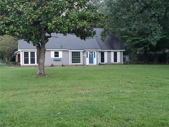 10856 Palomino Drive, Montgomery, AL 36117 (MLS #501330) :: Buck Realty