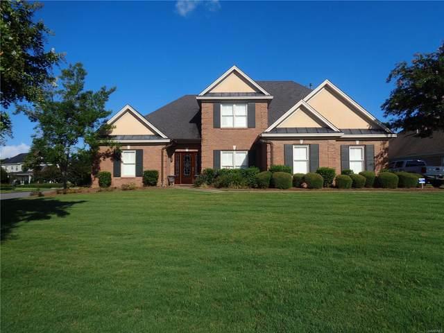 8548 Westhampton Court, Montgomery, AL 36117 (MLS #501333) :: Buck Realty