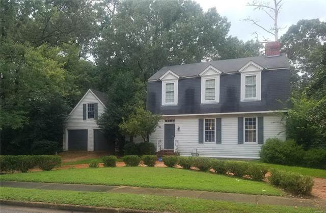 5913 Ranier Ridge, Montgomery, AL 36117 (MLS #501338) :: Buck Realty