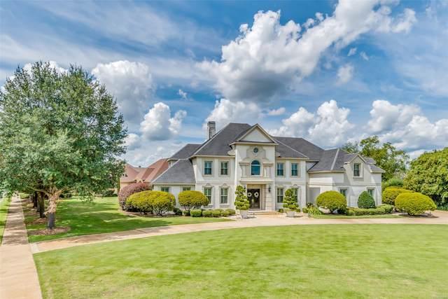 7730 Lakeridge Drive, Montgomery, AL 36117 (MLS #501437) :: Buck Realty