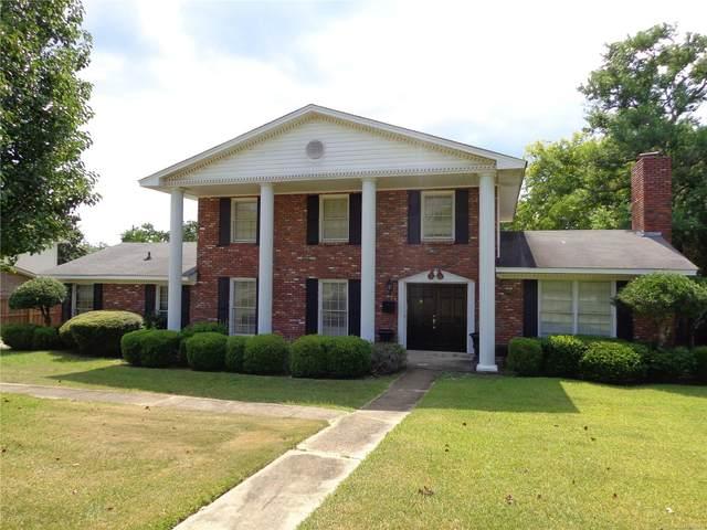 3366 Carter Hill Road, Montgomery, AL 36111 (MLS #501440) :: Buck Realty