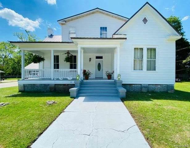 318 Hickory Street, Greenville, AL 36037 (MLS #501492) :: Buck Realty