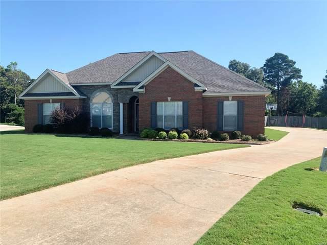 106 Paradise Rose Court, Deatsville, AL 36022 (MLS #501505) :: Buck Realty