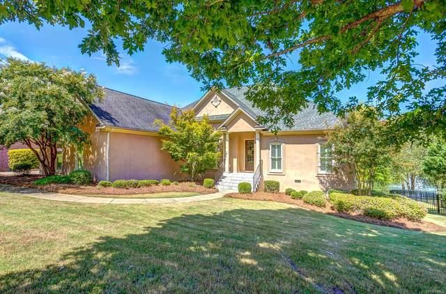 7130 Wyngrove Drive, Montgomery, AL 36117 (MLS #501536) :: Buck Realty