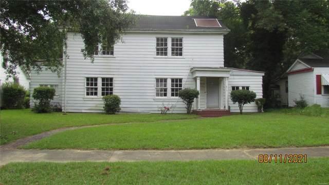 1912 Lauderdale Street, Selma, AL 36701 (MLS #501544) :: Buck Realty