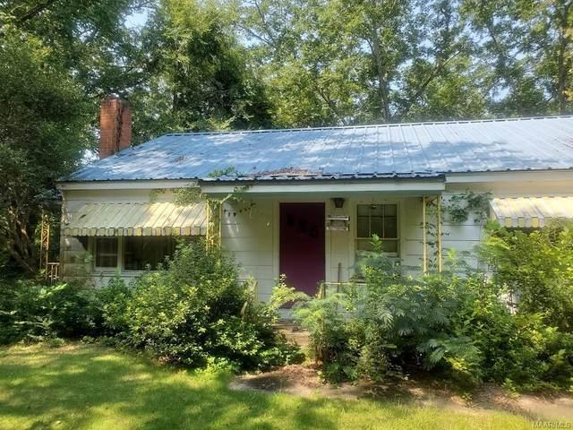 884 S Ann Street, Eclectic, AL 36024 (MLS #501550) :: Buck Realty