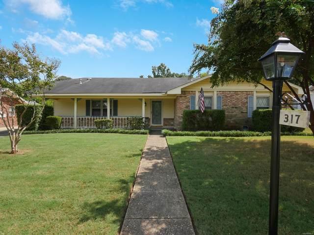 317 Cornell Road, Montgomery, AL 36109 (MLS #501567) :: LocAL Realty