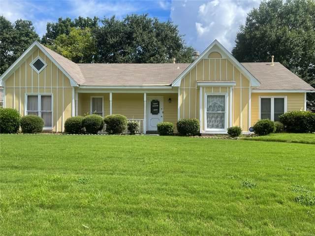4273 Shamrock Lane, Montgomery, AL 36106 (MLS #501573) :: Buck Realty