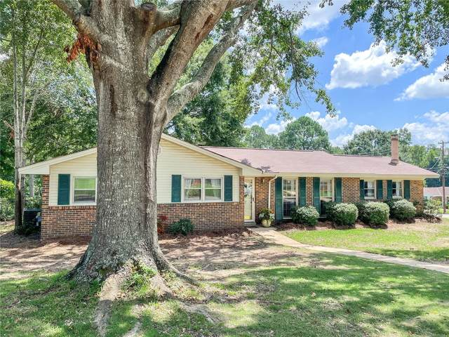 837 Joryne Drive, Montgomery, AL 36109 (MLS #501589) :: Buck Realty