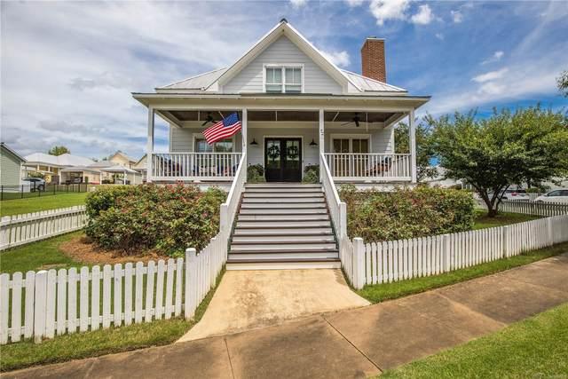 72 Ring Around Road, Pike Road, AL 36064 (MLS #501629) :: Buck Realty