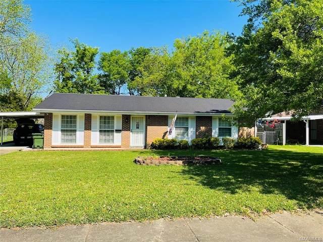 1518 Flamingo Lane, Montgomery, AL 36116 (MLS #501634) :: Buck Realty