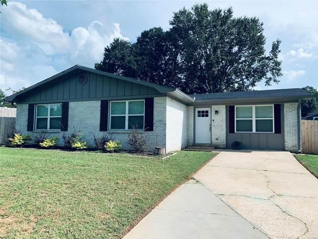 200 Emerald Drive, Enterprise, AL 36330 (MLS #501646) :: Buck Realty