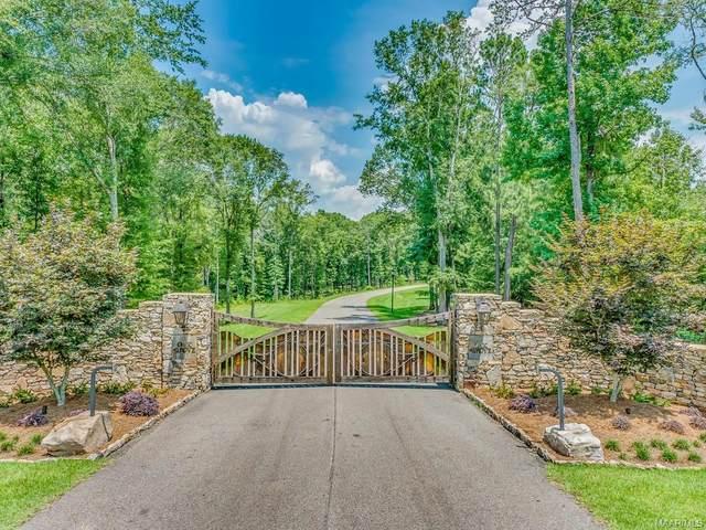 240 Oak View Drive, Pike Road, AL 36064 (MLS #501665) :: Buck Realty