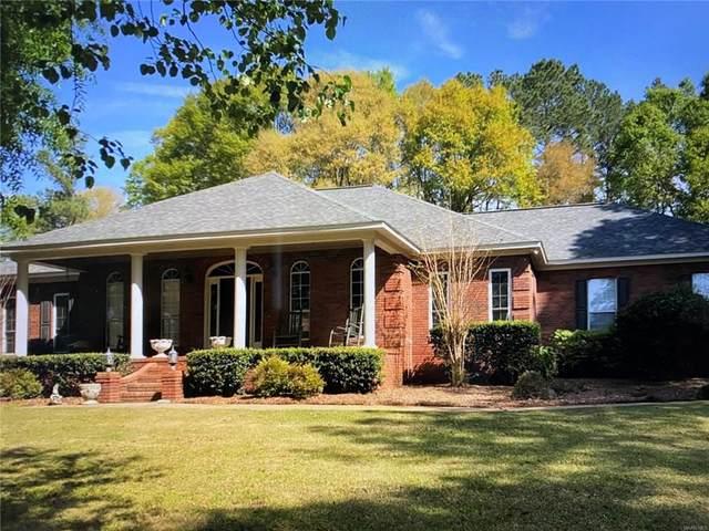 502 Laurel Breeze Drive, Enterprise, AL 36330 (MLS #501688) :: Team Linda Simmons Real Estate