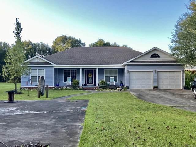 4088 Goose Hollow Road, Geneva, AL 36340 (MLS #501695) :: Team Linda Simmons Real Estate