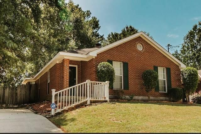6307 Taylor Ridge Road, Montgomery, AL 36116 (MLS #501710) :: Buck Realty