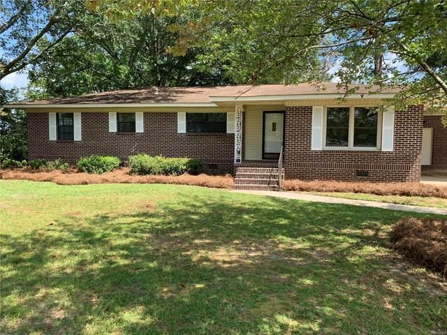 126 Kinnon Drive, Enterprise, AL 36330 (MLS #501730) :: Team Linda Simmons Real Estate