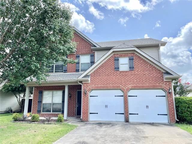 6730 Overview Drive, Montgomery, AL 36117 (MLS #501753) :: Buck Realty