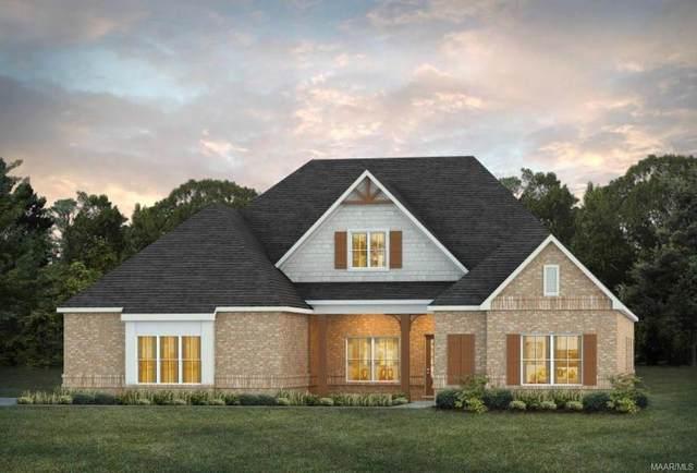 204 Midland Drive, Wetumpka, AL 36093 (MLS #501754) :: Buck Realty