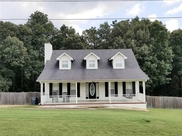 42 Oak Hill Court, Deatsville, AL 36022 (MLS #501760) :: Buck Realty