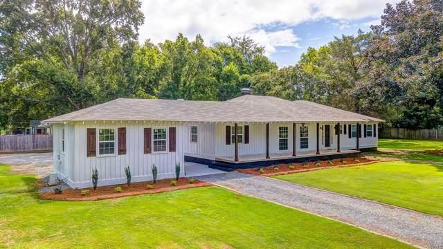 506 N Pine Street, Wetumpka, AL 36092 (MLS #501786) :: Buck Realty