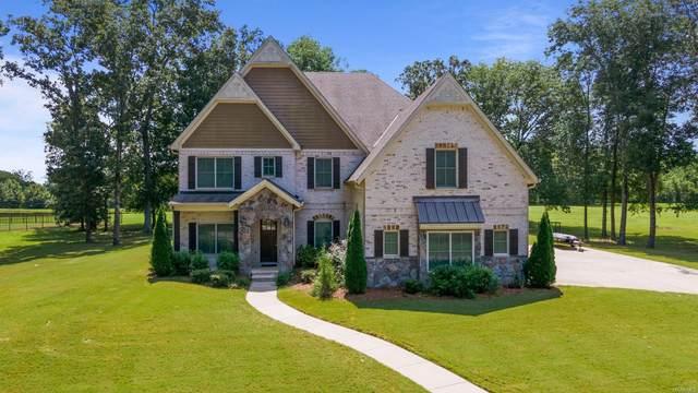 9450 Manor Way, Pike Road, AL 36064 (MLS #502815) :: Buck Realty