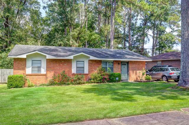 612 Durward Drive, Montgomery, AL 36117 (MLS #502834) :: Buck Realty