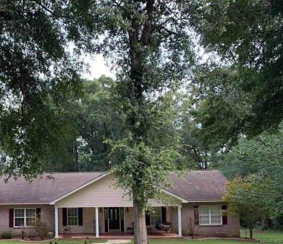 173 County Road 158, New Brockton, AL 36351 (MLS #502848) :: Team Linda Simmons Real Estate