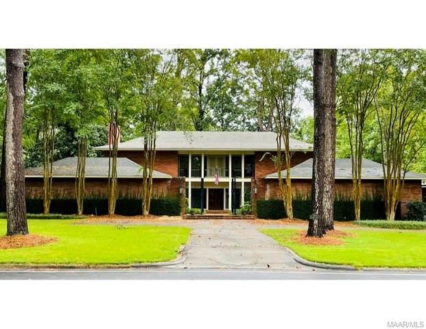 3313 Boxwood Drive, Montgomery, AL 36111 (MLS #502885) :: LocAL Realty