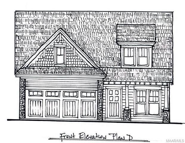 8860 Birchfield Place, Montgomery, AL 36117 (MLS #502886) :: Buck Realty