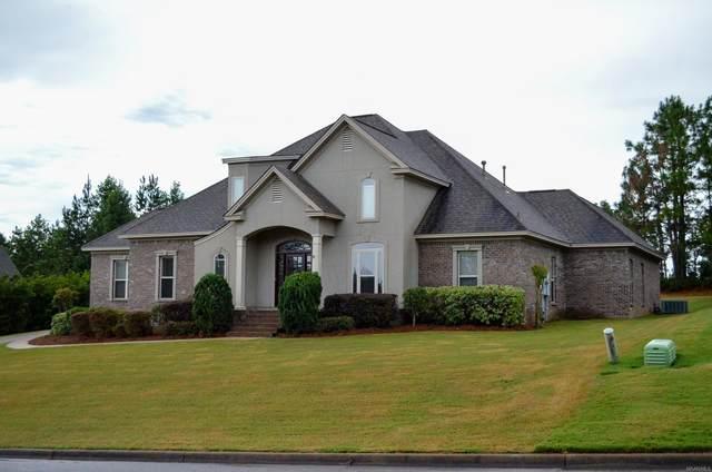 458 Brookwood Drive, Wetumpka, AL 36093 (MLS #502912) :: Buck Realty