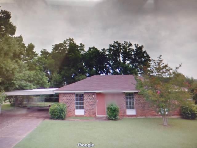 606 Flowers Street, Greenville, AL 36037 (MLS #502951) :: Buck Realty