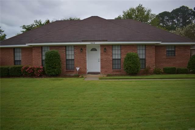1848 Still Oaks Drive, Montgomery, AL 36117 (MLS #502972) :: Buck Realty