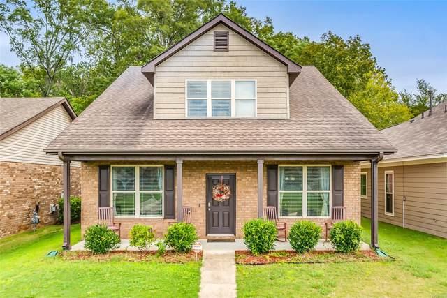 1441 Prairie Oak Drive, Montgomery, AL 36117 (MLS #502976) :: Buck Realty