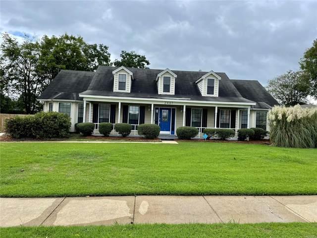 2407 Walbash Drive, Montgomery, AL 36116 (MLS #502987) :: Buck Realty