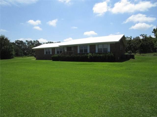 1321 Timbers Drive, Dothan, AL 36301 (MLS #503007) :: Buck Realty