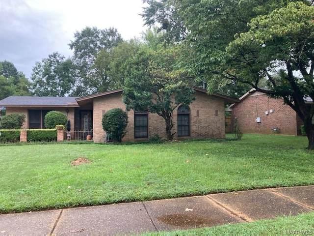418 Stroll Drive, Montgomery, AL 36117 (MLS #503021) :: Buck Realty